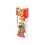 Cliffi Лакомства для Морских свинок и Кроликов: палочки с фруктами и медом , 0,11 кг