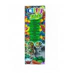 Cliffi Лакомства для Шиншилл: палочки с овощами и медом (Sticks chinchillas with vegetables and honey) PCRA243, 0,11 кг