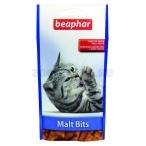 Beaphar Лакомство для вывода шерсти, курица (Malt Bits malt paste) 75шт. синий цвет (12622), 0,035 кг