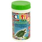 Cliffi для черепах, средние сушеные креветки, 1000мл (Gammarus) PCAA303, 110 г
