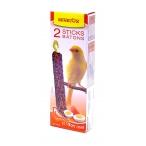 Benelux Лакомые палочки со злаками и яйцом для канареек (Seedsticks canary+Eggs x 2 pcs) 16212, 0,11 кг
