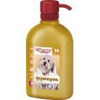 Mr.Bruno Шампунь-кондиционер гипоаллергенный для собак MB05-00750, 0,35 кг