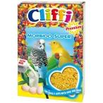 Cliffi Яичный корм с молоком для всех Зерноядных птиц (Morbido Super) PCOA222, 300 г