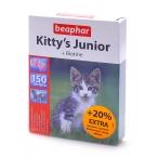 Beaphar Витамины для котят (Kitty's Junior) 150шт. (12508), 0,071 кг