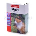 Beaphar Витамины для кошек с протеином, рыбки (Kitty's Protein) 180шт. (12579), 0,151 кг