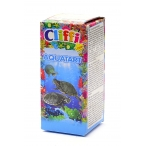 Cliffi Капли для смягчения воды в аквариуме черепах (Acquatart) PCAS401, 25 г