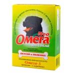 Астрафарм Омега Нео витамины для собак с протеином и карнитином, 90таб.(13018), 0,02 кг