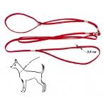 Yami-Yami Ринговка красная, капрон, 5мм (421103), 0,02 кг