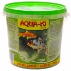 Benelux Натуральные палочки для прудовых рыб, зеленые (Aqua-ki green 2+0.5 l free) 46101, 200 г