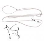 Yami-Yami Ринговка белая, капрон, 5мм (421101), 0,02 кг
