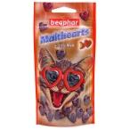 """Beaphar Лакомство """"Сердечки"""" для вывода шерсти (Malt Hearts + 20 % malt), 150шт. (12930), 0,07 кг"""
