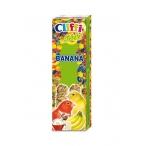 Cliffi Лакомства для Канареек: палочки с бананом и медом (Sticks Canaries Banana and Honey) PCOA429, 0,06 кг