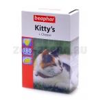 Beaphar Витамины для кошек со вкусом сыра, мышки (Kitty's Cheese) 180шт. (12594), 0,151 кг