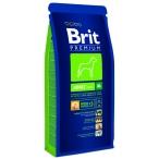 Корм Brit Premium для собак гигантских пород (45-90 кг): 30мес.- 5лет (Adult XL) 132367, 18 кг