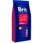 Корм Brit Premium для собак крупных пород (25-45 кг): 2-6лет (Adult L) 132357, 18 кг