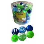 "Papillon Игрушка для кошек ""Мяч"", пластик, 4см (Plastic cat ball) 240045, 0,031 кг"