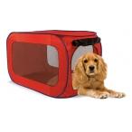 Kitty City Переносной домик для собак средних пород 81*49,5*49.5 см, полиэстер (Portable dog kennel medium) PL0010, 0,77 кг