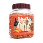 Лакомство Little One Сушеная морковь для всех видов грызунов, 200 г