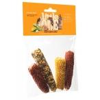 Лакомство Little One Мини-кукуруза для всех видов грызунов, 130 г
