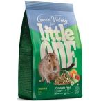 """Корм Little One """"Зеленая долина"""" из разнотравья для дегу, 750 г"""