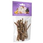 Лакомство Little One Лакомые ветви c лепестками и травами для всех видов грызунов, 35 г