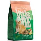"""Корм Little One """"Зеленая долина"""" из разнотравья для кроликов, 750 г"""