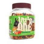 Лакомство Little One Овощная смесь для всех видов грызунов, 150 г