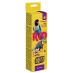 Лакомство RIO Палочки для средних попугаев с медом и орехами (2 шт. по 75 г), 150 г