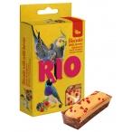 Лакомство RIO Бисквиты для птиц с лесными ягодами (5 шт. по 7 г), 35 г