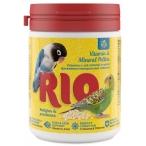 RIO Витаминно-минеральные гранулы для волнистых и средних попугаев, 120 г