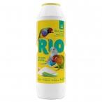 Песок RIO для птиц, с экстрактом эвкалипта и ракушечником, гигиенический, 2 кг