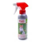 Ms.Kiss Спрей от блох и клещей для кошек MK05-00200, 0,2 кг