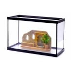 Benelux Аквариум с декором, 30 * 15 * 20 см (Lot promo fishtank + decoration) 44104, 2 кг
