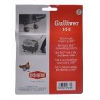 Stefanplast Колеса для переносок Gulliver и Gulliver Deluxe 1,2,3 (Set 4 360° castors)96330, 0,1 кг
