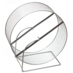 Yami-Yami Колесо д/грызунов, метал.сетка, 30см (3154), 0,45 кг