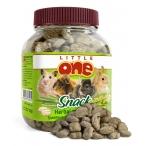 Little One Травяные подушечки - лакомство для всех видов грызунов, 0,1 кг