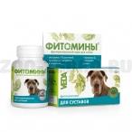 Веда Фитомины для СОБАК для укрепления и восстановления Суставов, 100таб., 0,05 кг