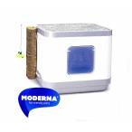 Moderna Cat Concept 4 в 1 (туалет, лежанка, дразнилка, когтеточка), 3 кг
