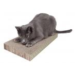 Kitty City Когтеточка доска большая, 4*25*46см (Wide corrugare sctratcher) PL0628, 0,45 кг