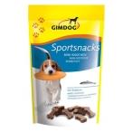 """Gimpet Gimdog Лакомства для дрессировки собак """"Спорснекс"""" с лососем, 500188, 0,06 кг"""
