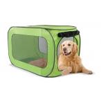 Kitty City Переносной домик для собак гигантских пород 102*62*62 см, полиэстер (Portable dog kennel X-large) PL0016, 0,9 кг