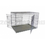 Papillon Клетка металлическая с 2 дверками, 87*58*67см (Wire cage 2 doors) 150287, 14 кг