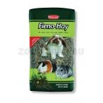 """Padovan Сено """"Луговые травы"""" для грызунов и кроликов, 1 кг/20л (Fieno Hay) PP00084, 1 кг"""