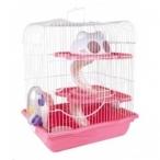 Dezzie Клетка для грызунов 35,5х26,6х40,5см (5603075), 2 кг