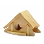 "Benelux Деревянный домик для грызунов ""Снупи"", 28*20*18 см (Rodent house wood snoopy) 3448, 0,8 кг"