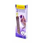 """Benelux Лакомые палочки для европейских финчей """"Трель"""" (Seedsticks european finches Swing x 2 pcs) 16202, 0,11 кг"""