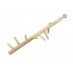 Yami-Yami Лесенка деревянная винтовая (8570), 0,02 кг