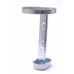 Benelux Металлический держатель поилки для кроликов, 24*20*14 см (Bottle holder metal for rabbits) 3455, 0,2 кг