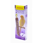 "Benelux Лакомые палочки для канареек ""Трель"" (Seedsticks canary Swing x 2 pcs) 16215, 0,11 кг"