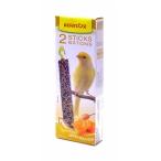 Benelux Лакомые палочки с медом для канареек (Seedsticks canary + Honey x 2 pcs) 16213, 0,11 кг